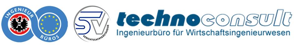 technoconsult Klenner GmbH - Ingenieurbüro für Wirtschaftsingenieurwesen |